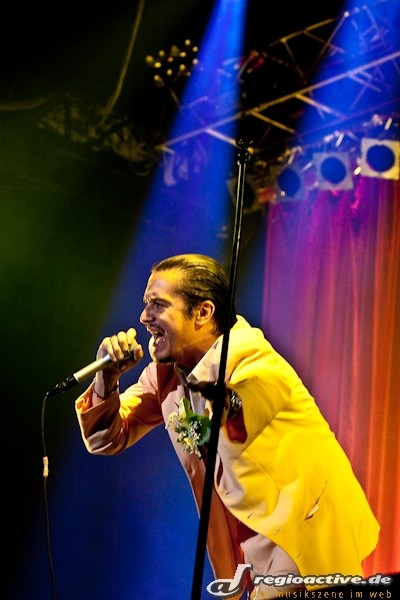 Faith No More (Highfield 2009) Foto: Achim Casper punkrockpix